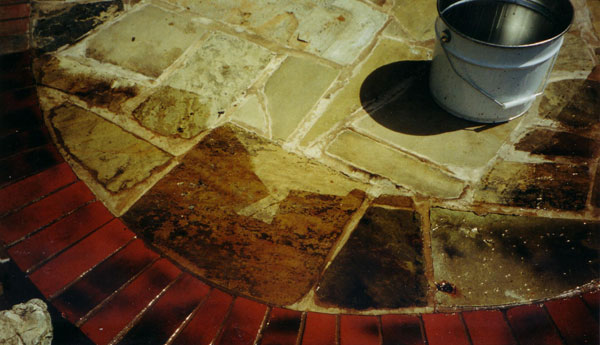 Renoseal Coating Is A Clear Sealer For Concrete Floors